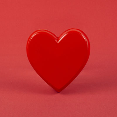 Fizz Creations HARIBO Stress Squeezer Heart Front