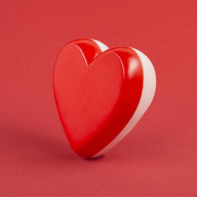 Fizz Creations HARIBO Stress Squeezer Heart Left