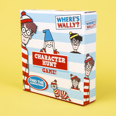 Fizz Creations Where's Wally? Scavenger Character Hunt Game