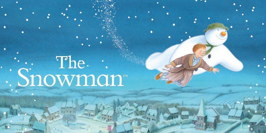 The Snowman Fizz Creations Header