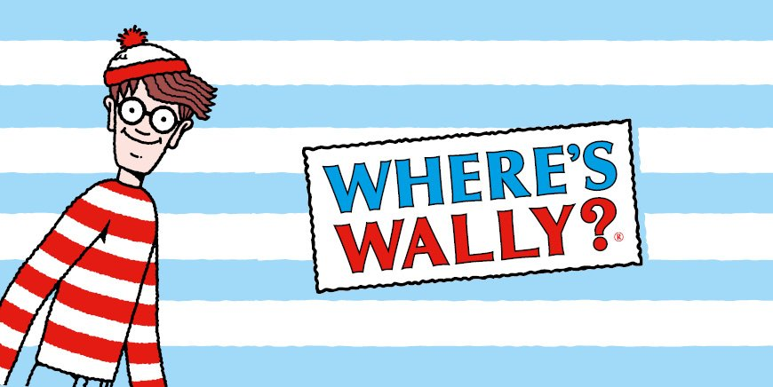 Where's Wally Fizz Creations Header Image