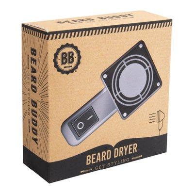 Fizz Creations Beard Dryer Packaging