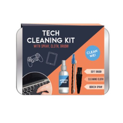 Fizz Creations Tech Cleaning Kit Packaging