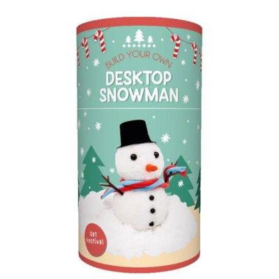 Fizz Creations Build Your Own Desktop Snowman Packaging