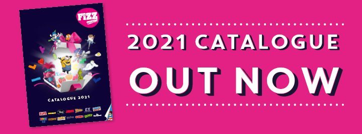 Fizz Creations 2021 Catalogue