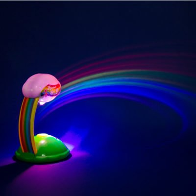 Fizz Creations Trolls Rainbow Projector Light