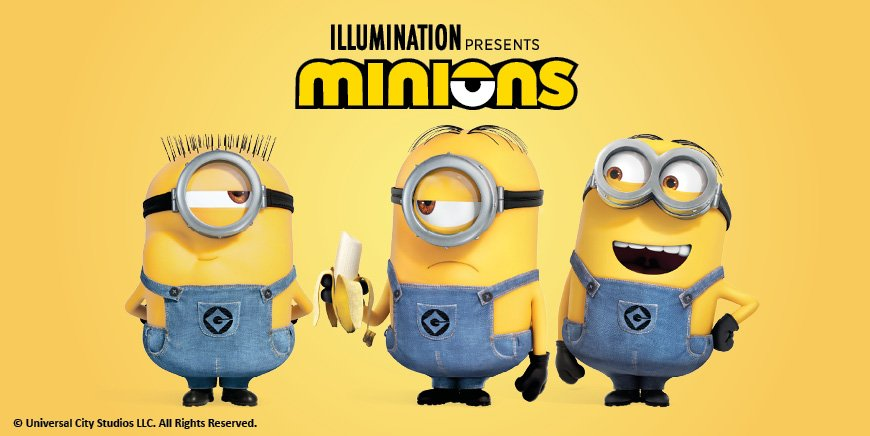 Fizz Creations Minions Collections