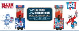 Fizz Creations Slush Puppie ICEE Machine International Licensing Awards