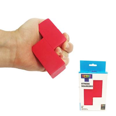 Fizz Creations Tetris Stress Squeezer Red Z