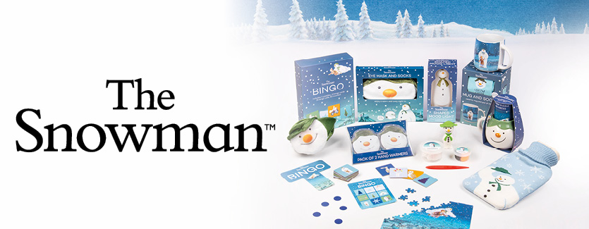 Fizz Creations The Snowman Gifting Range