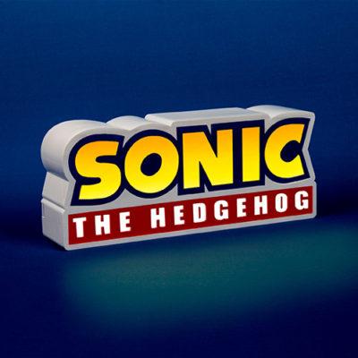 Fizz Creations Sonic Logo Light Right On