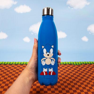 Fizz Creations Sonic Water Bottle In Hand