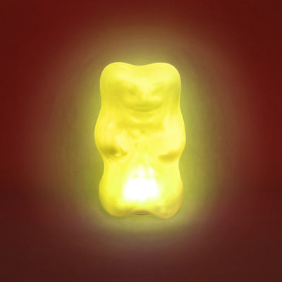 Fizz Creations HARIBO Gold Bear Mood Light Yellow