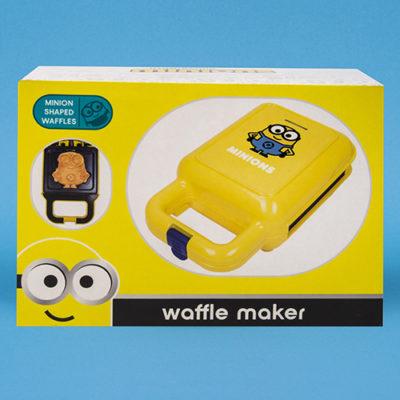 Fizz Creations Minions Waffle Maker Pack